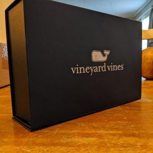 Vineyard vine boxes